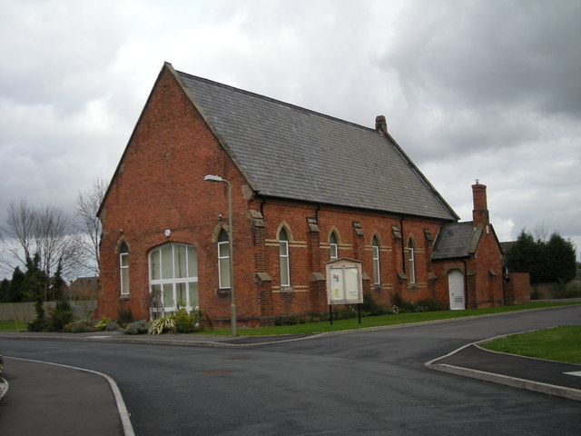 Community Centre, Cross Houses
