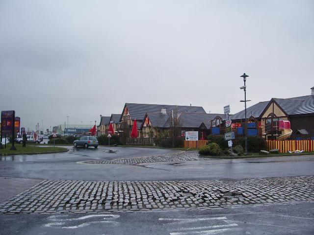 The Air Balloon, Squires Gate Lane, Blackpool