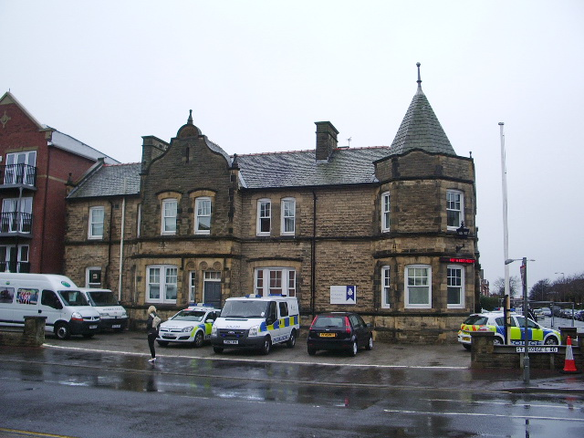 Police Station, St Annes on Sea