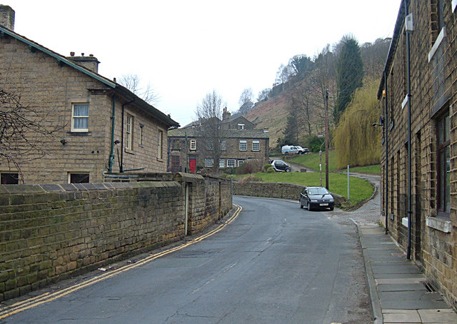 Rushcroft Terrace, Baildon