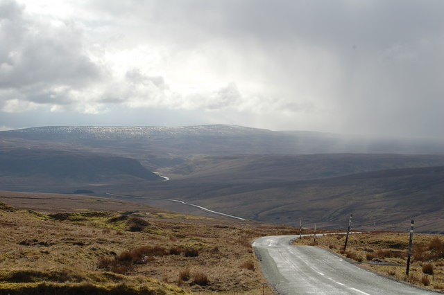 From Harthope Head towards Teesdale