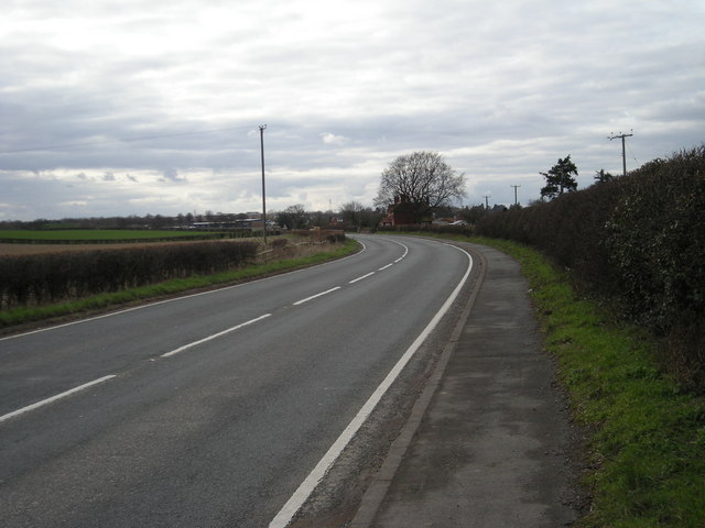 This used to be the A5, sometimes you'd think it still is