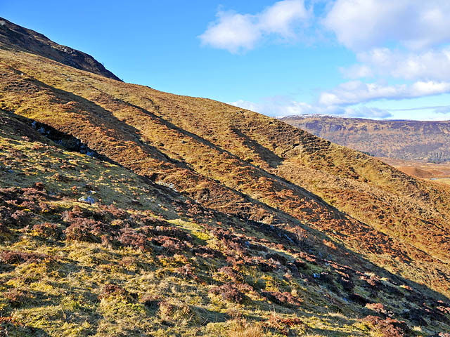 Slopes of Creag Dubh