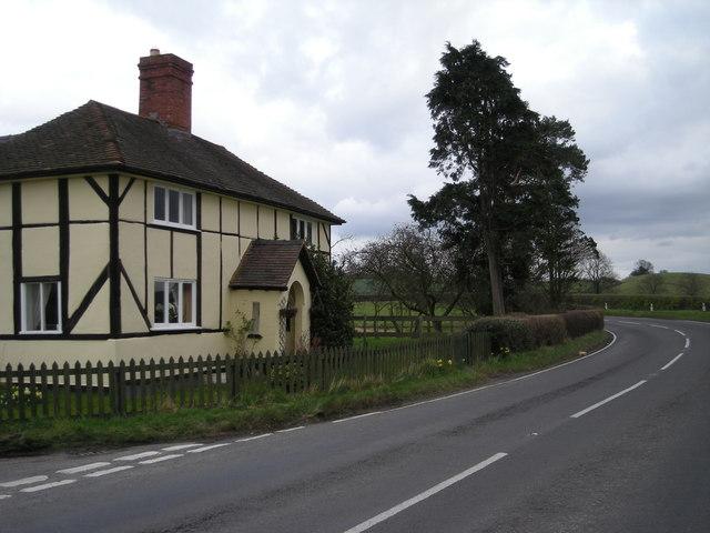 Ivy House, Donnington