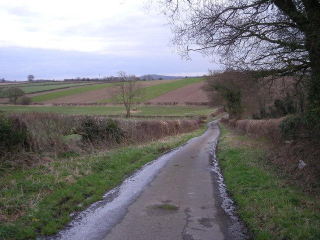Lane to Eaton Constantine