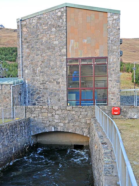 Cashlie power station