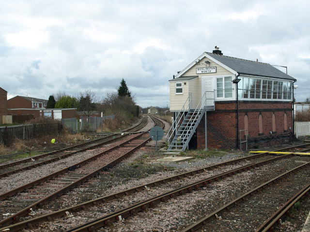 Bedlington North Signal Box