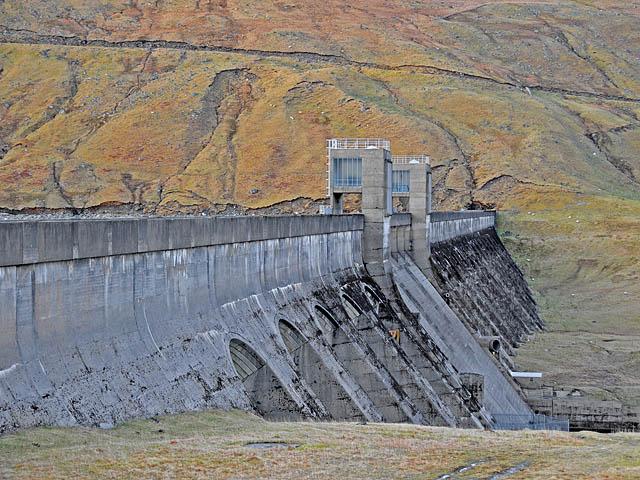 Lubreoch Dam