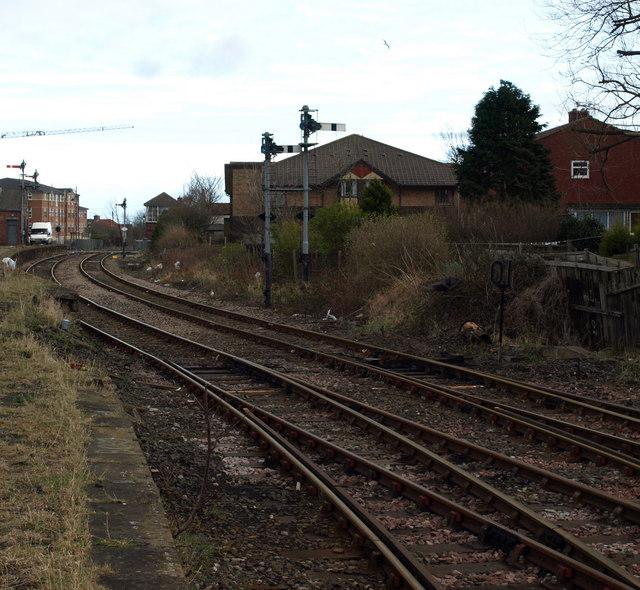 Branch Line of the Blyth & Tyne Line