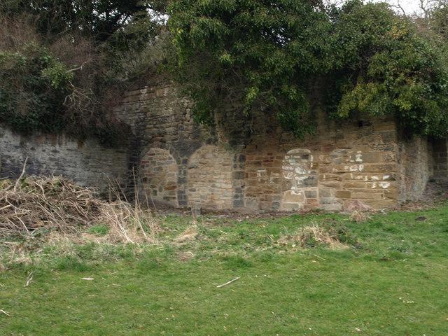 Remains Of Bedlington Iron Works