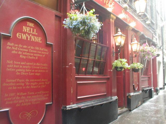 The Nell Gwynne