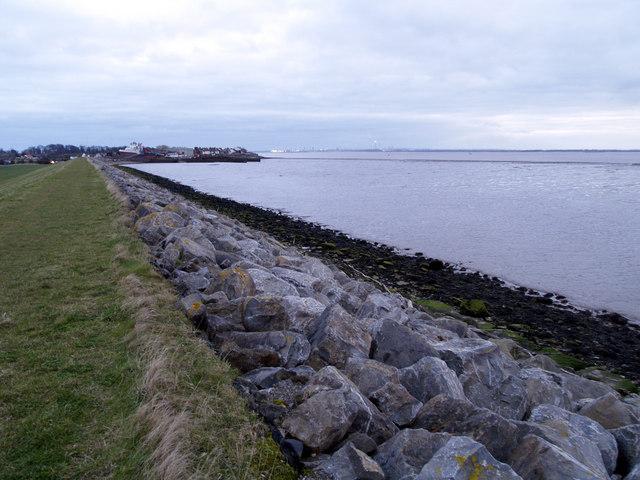 Paull (north) River Defences