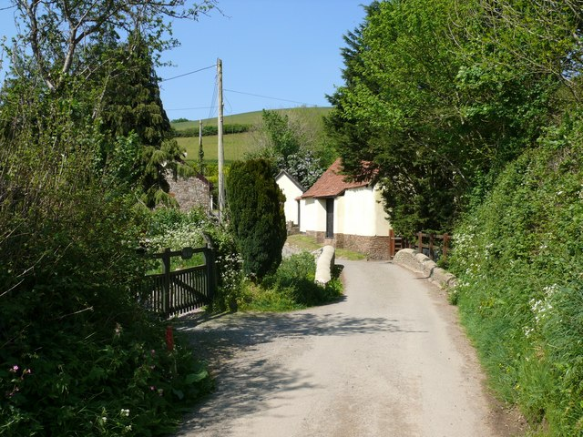 Ashridge, near Bideford.