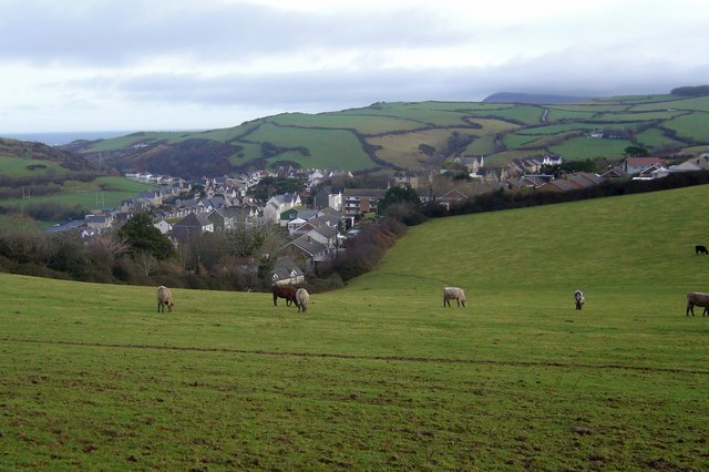 Chambercombe, a district of Ilfracombe