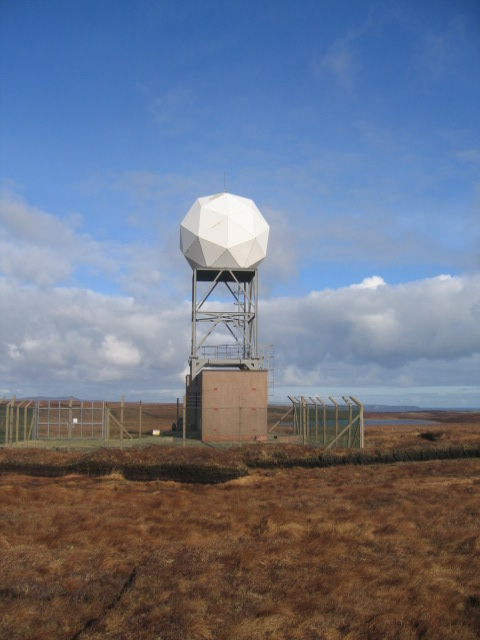 Weather Radar Equipment