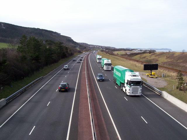 A55 Convoy