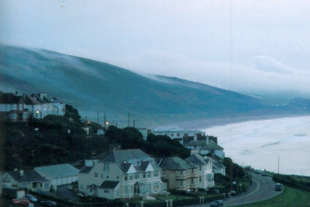 Woolacombe viewed from Morthoe