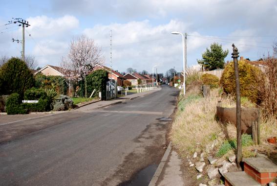 Foads Lane, Cliffsend, Kent