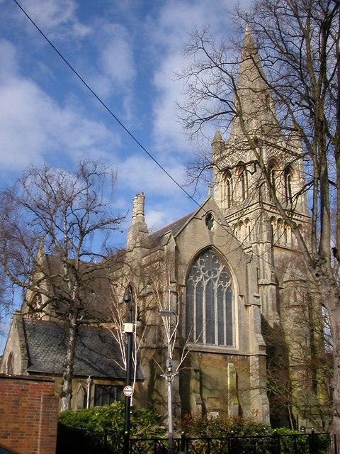 Rugby-Saint Andrews Church