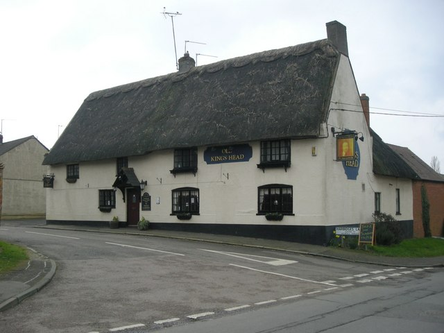 Long Buckby - The Old King's Head