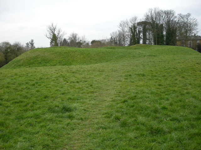 Long Buckby-The Mounts