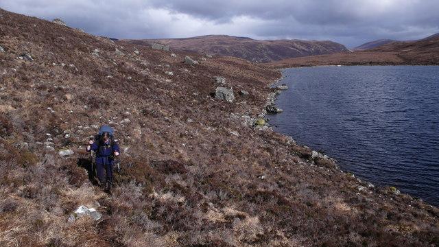 Path, Loch Bealach Culaidh
