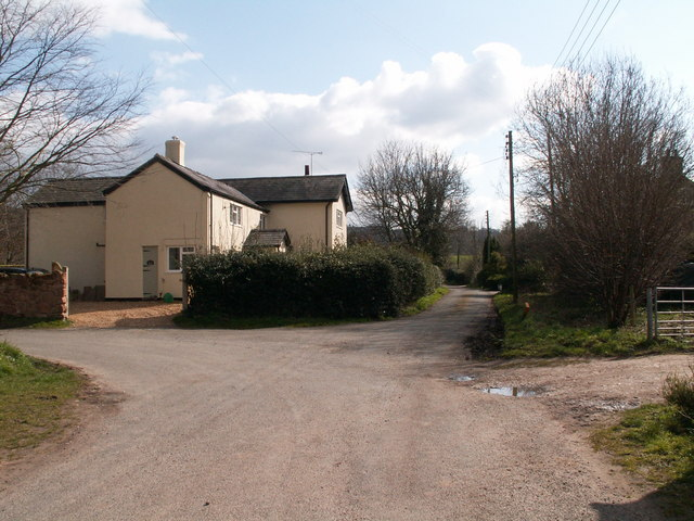 Butler's Cottage near Burwardsley