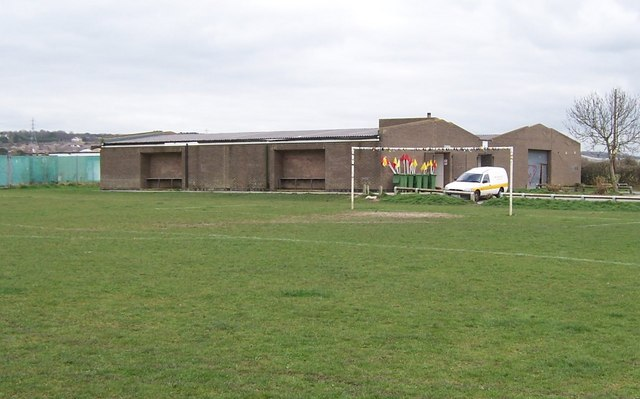 Sports Pavilion-Wicor Recreation Ground