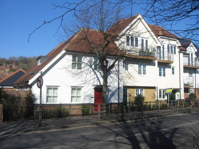 New housing - Prospect Road