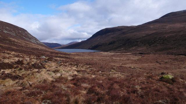 Moorland, Loch Bealach Culaidh