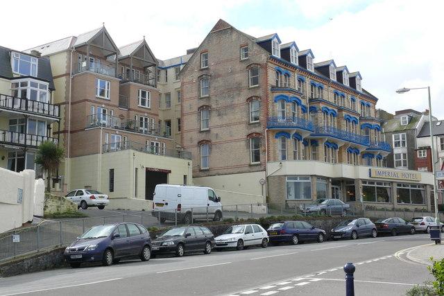 Dilkhusa Grand Hotel Ilfracombe Postcode