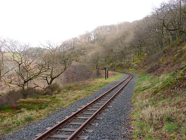 Rhiwfron Station, Vale of Rheidol Railway