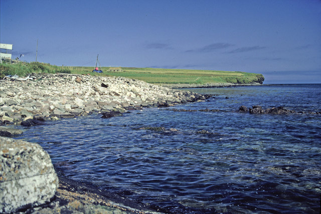 Freswick looking towards the Headland, Caithness