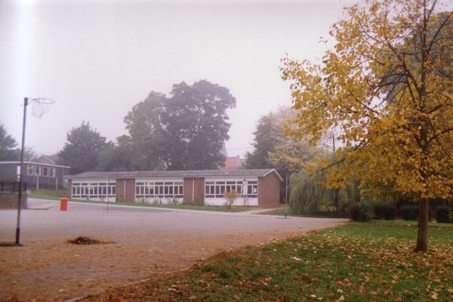 """The """"New Wing"""" of Henley Trinity School"""