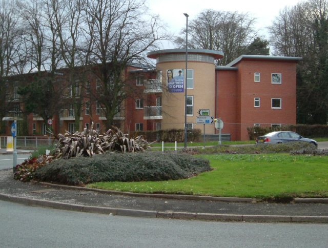 New flats in Littleover
