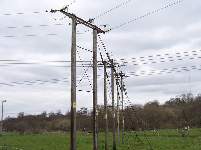Ugly Pylons-Titchfield