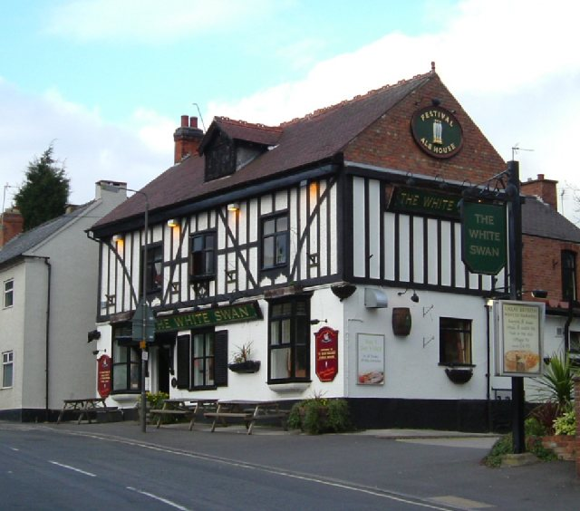 The White Swan Inn, Littleover