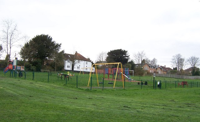 Barry's Meadow  Play  Area-Titchfield