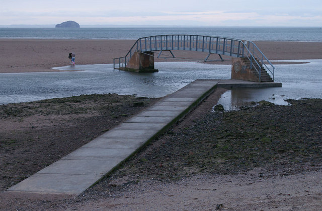 Bridge at Belhaven Bay