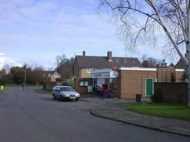 Grantchester Post Office