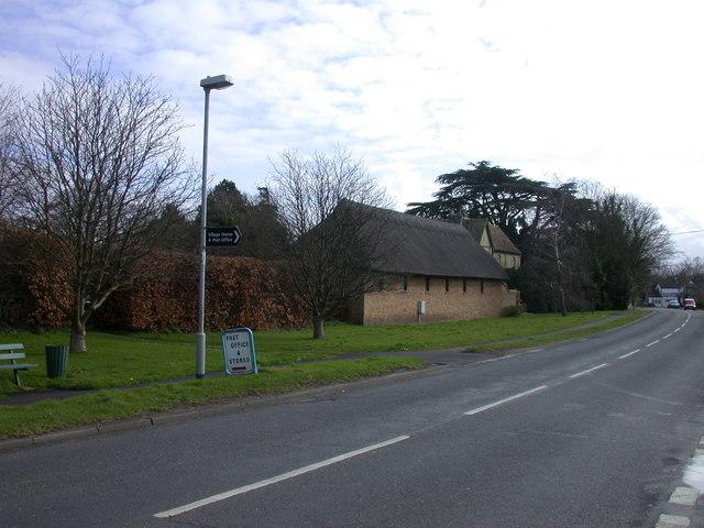 Scales Barn, Coton Road