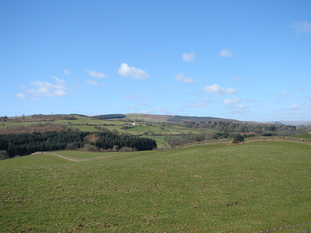Across the Nith Valley
