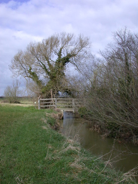Bourn Brook and Bridge