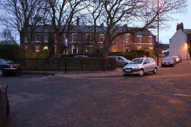 Tynemouth Place