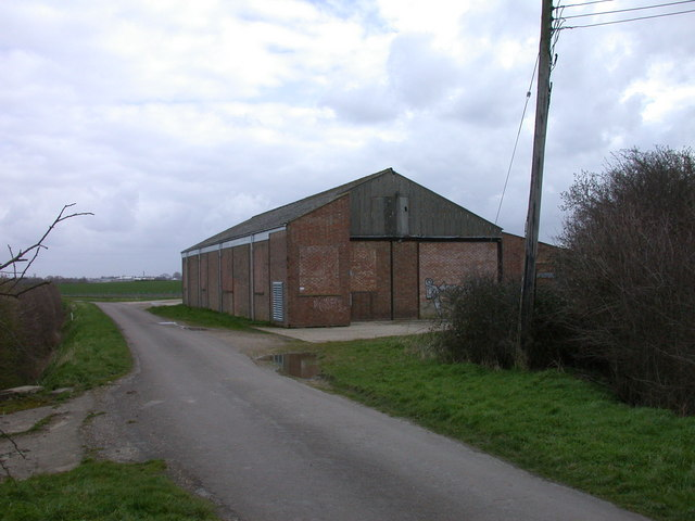 Grain Store on Cantelupe Road
