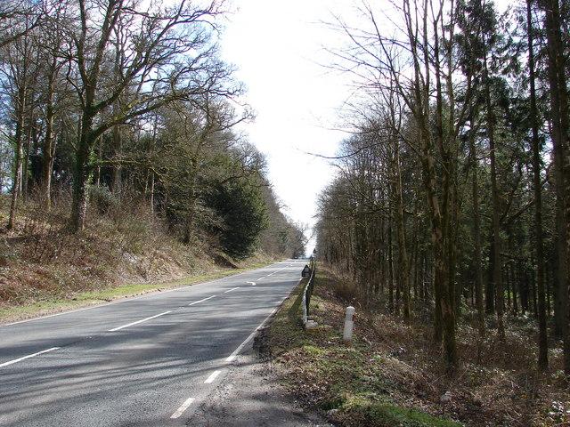 A76 Near Drumlanrig Castle