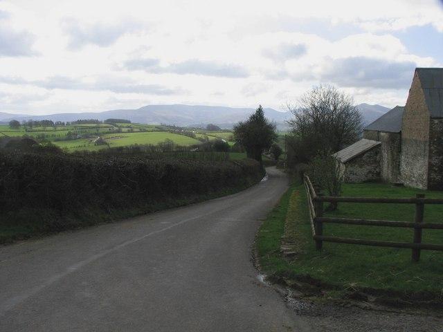 Lane by Talwen Farm