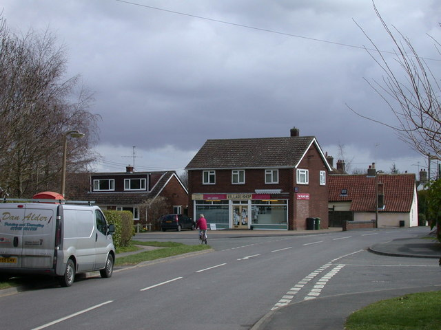 Haslingfield Village Shop