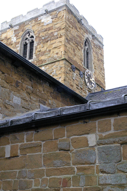 Long Clawson Church, Tower, Nave and North Porch