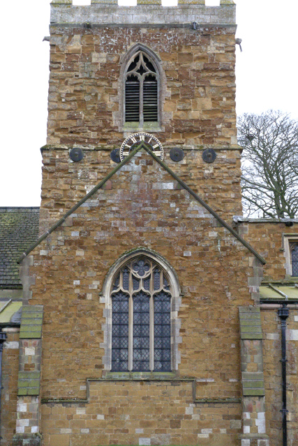 Long Clawson Church, Tower and South Transept
